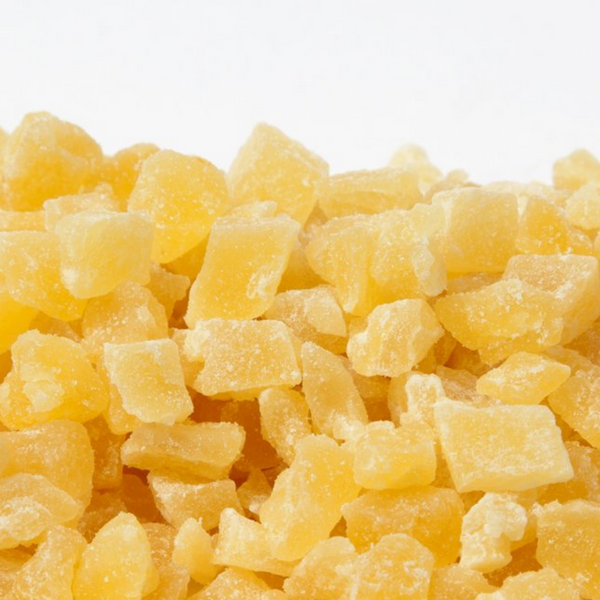 Dried Pineapple - Diced - 200g