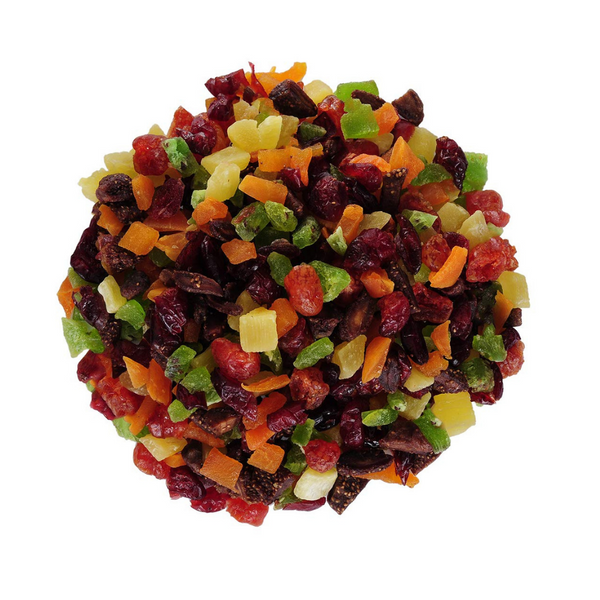 Dried Fruit Mix (Raisins, Mango, Pineapple, Papaya) - 375g