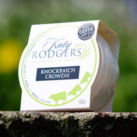 Knockraich Crowdie - Katy Rodgers - Knockraich Farm - 150g