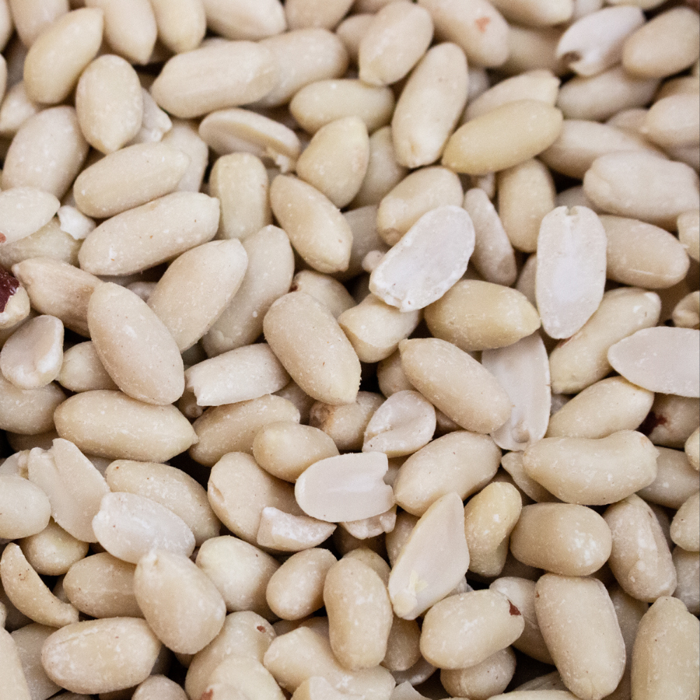 Peanuts (blanched) - 200g