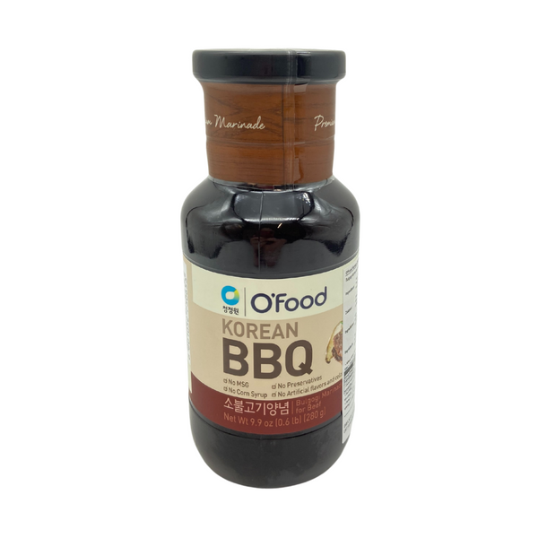 Korean BBQ Marinade for Beef - 280g