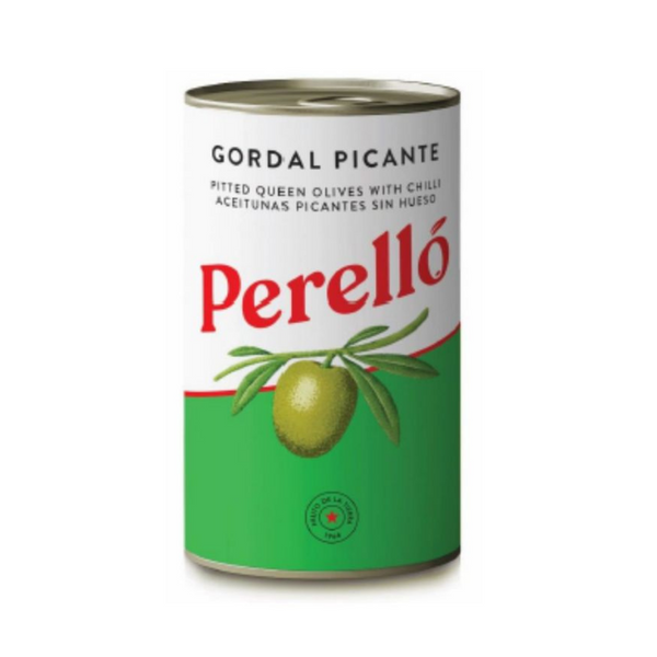Perello - pitted gordal olives - 350g