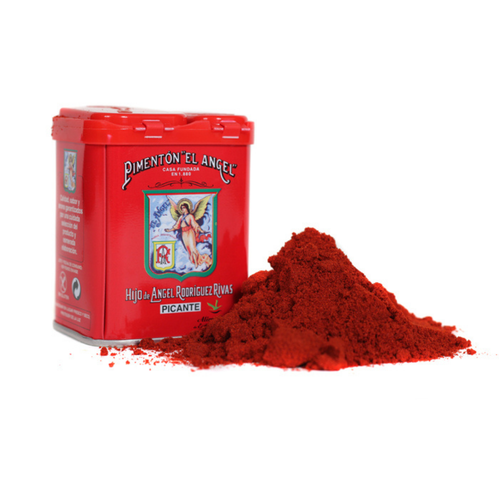 Smoked Spanish Spicy Paprika - El Angel - 75g