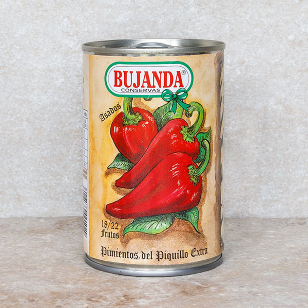 Piquillo Peppers - Bujanda - 390g