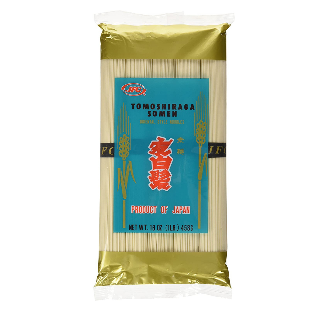 Tomoshiraga Somen Dried Wheat Noodles - 453g