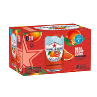 San Pellegrino - Blood Orange - 6 x 330ml