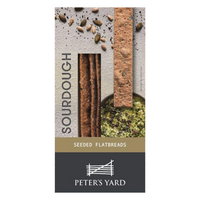 Peter's Yard - Sourdough Flatbread - Seeded - 115g