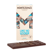 Montezuma's Organic Vegan Milk Chocolate Alternative - 90g