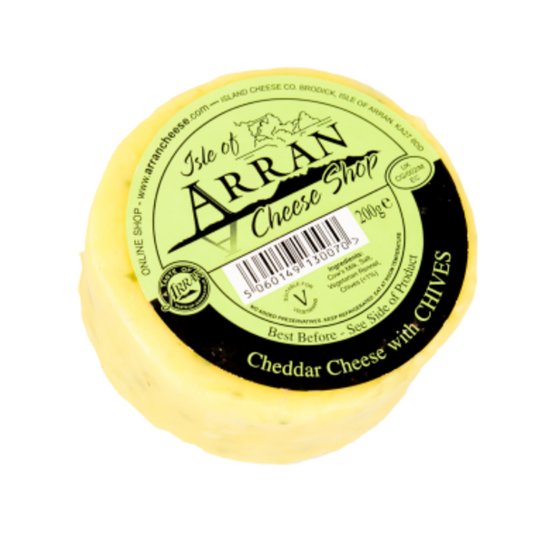 Arran Cheese Shop - Chives - 200g