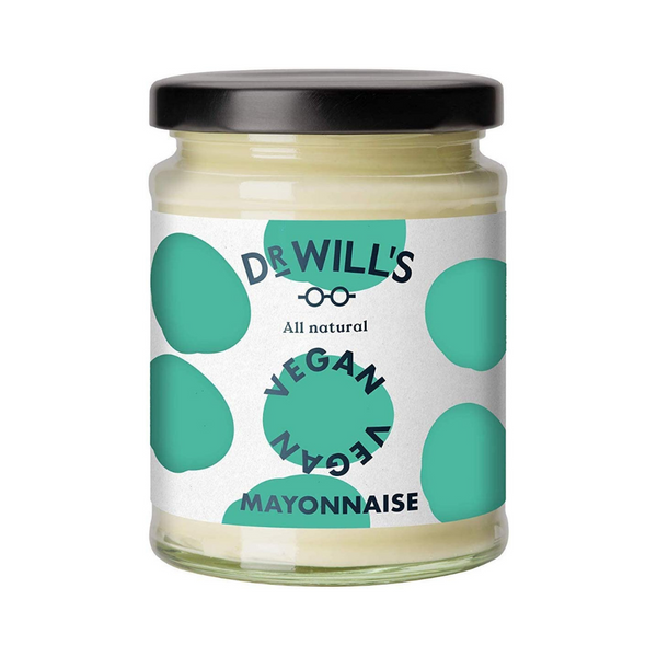 Dr Will's - Vegan Mayonnaise - 240g