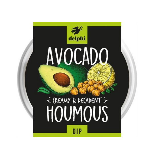 Avocado Houmous - 150g