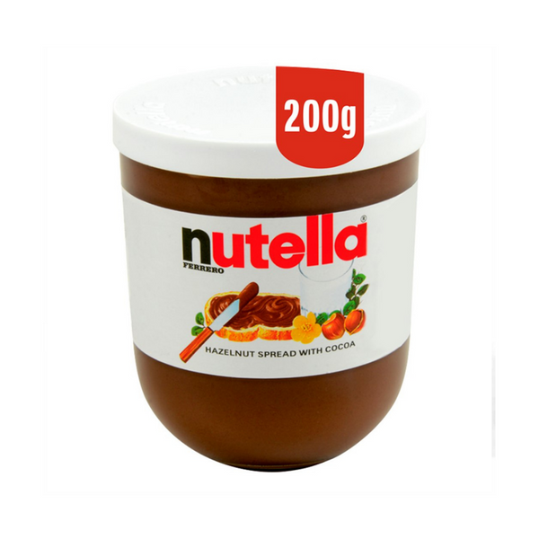 Nutella - 200g Jar