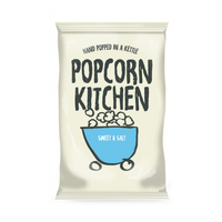 Sweet & Salted Popcorn - The Popcorn Kitchen - Sharing Bag - 100g