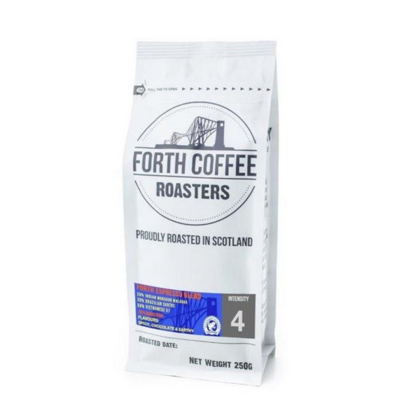 Forth Coffee - Roasted in Edinburgh