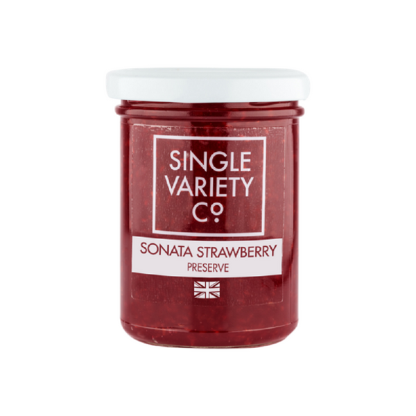 Flair Strawberry Preserve - Single Variety Co - 225g