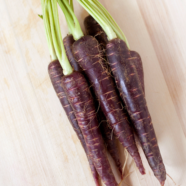 Purple Carrots - 1KG