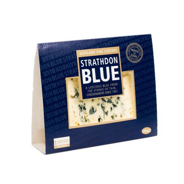 Strathdon Blue Cheese - Highland Fine Cheeses - 145g