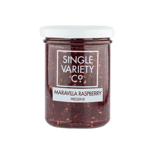 Maravilla Raspberry Preserve - Single Variety Co - 225g