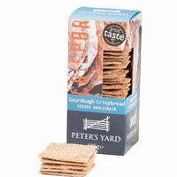 Peters Yard - Seeded Wholegrain Crispbread - 105g