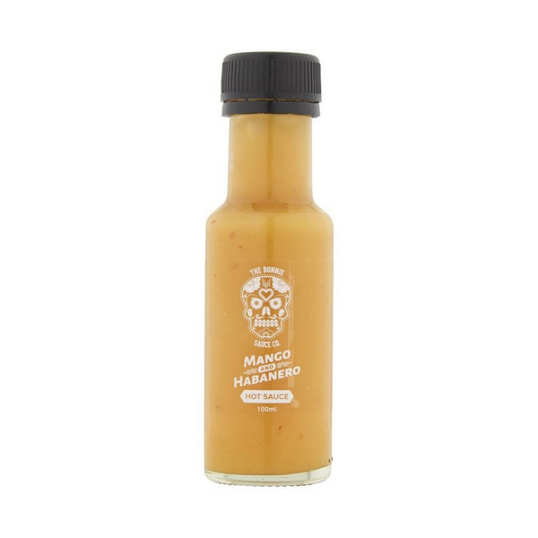 Bonnie Sauce Co - Mango & Habanero Hot Sauce - 100ml