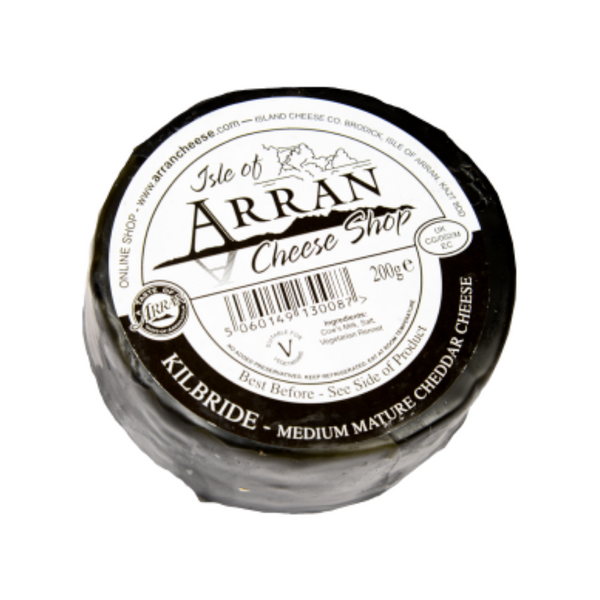 Arran Cheese Shop - Kilbride (Plain) Cheese - 200g