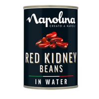 Red Kidney Beans - Napolina - 400g