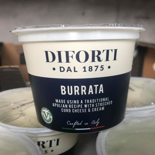 Burrata - DiForti - 125g