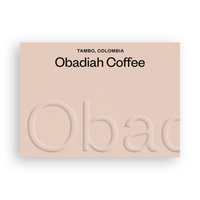 Fresh Coffee Beans by Obadiah Edinburgh - Tambo, Colombia