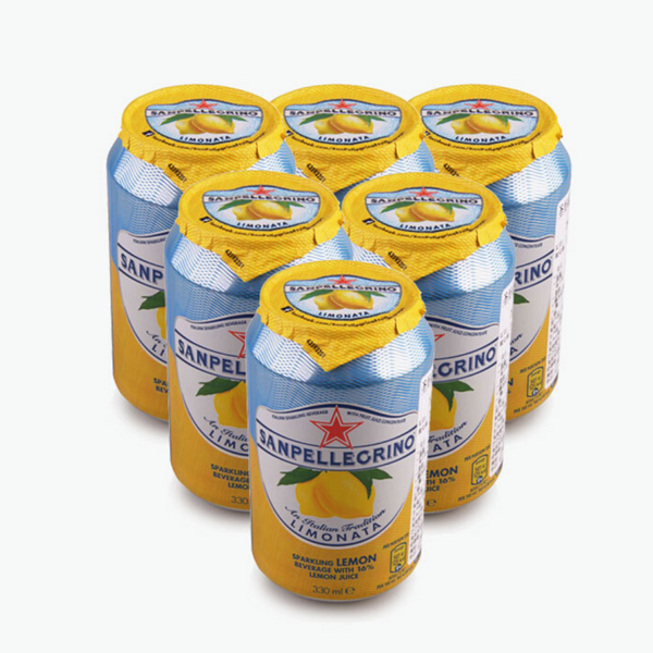 San Pellegrino - Lemon - 6 x 330ml
