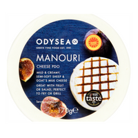 Manouri Cheese - Odysea - 170g