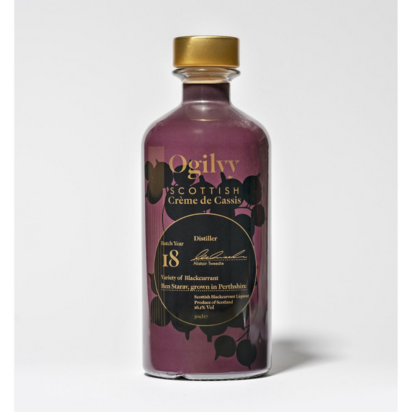 Ogilvy Scottish Creme de Cassis - 500ml