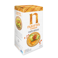 Nairns Cheese Oatcakes - 200g