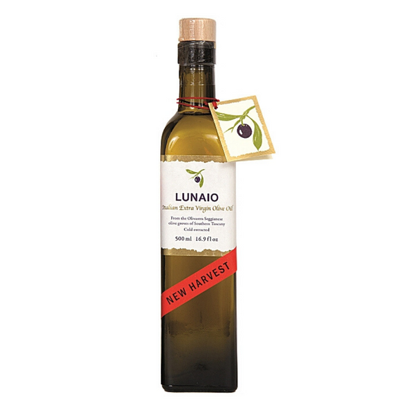 Lunaio Extra Virgin Olive Oil - Tuscany - 500ml
