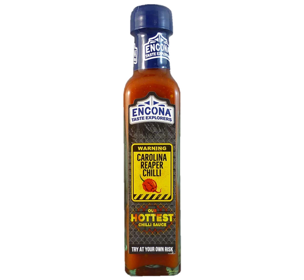 Encona - Carolina Reaper Chilli Sauce - 142ml