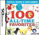 100 All-Time Favorites Nintendo DS Front Cover