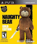 Naughty Bear Gold Edition - Playstation 3 Pre-Played