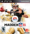 Madden NFL 11 - Playstation 3 Pre-Played