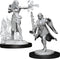 Multiclass Warlock + Sorcerer Female W13 - Dungeons & Dragons Nolzur`s Marvelous Unpainted Miniatures
