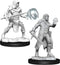 Multiclass Fighter + Wizard Male W13 - Dungeons & Dragons Nolzur`s Marvelous Unpainted Miniatures