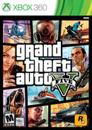Grand Theft Auto 5 - Xbox 360 Pre-Played