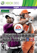 Tiger Woods PGA Tour 13 - Xbox 360 Pre-Played