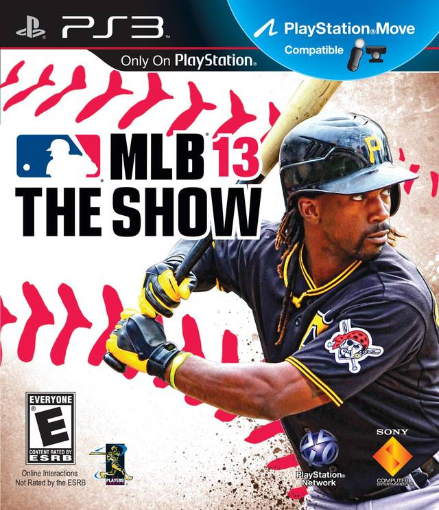 MLB 13 The Show - Playstation 3 Pre-Played
