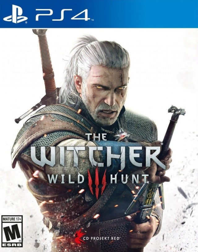 The Witcher 3 Wild Hunt - Playstation 4 Pre-Played