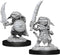 Goblin Fighter Male W13 - Pathfinder Deep Cuts Unpainted Miniatures