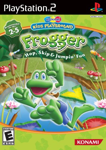 Kids Playground Frogger - Playstation 2 Pre-Played