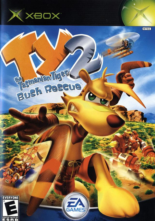 Ty the Tasmanian Tiger 2: Bush Rescue - Xbox Pre-Played