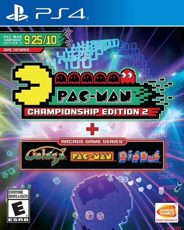 Pac Man Championship Edition 2 + Arcade Game Series - Playstation 4 Pre-Played