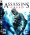 Assassin's Creed - Playstation 3 Pre-Played