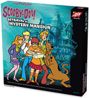Scooby-Doo! Betrayal at Mystery Mansion - Box Front