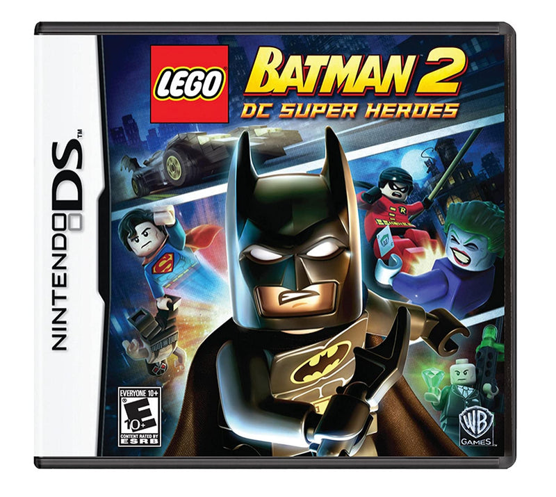 Lego Batman 2: DC Super Heroes - Nintendo DS Pre-Played